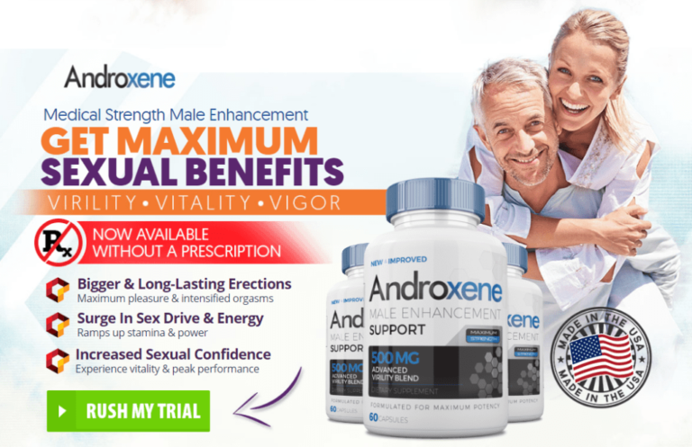 Androxene Reviews :- Does It Work Or Not? (Updates 2021)