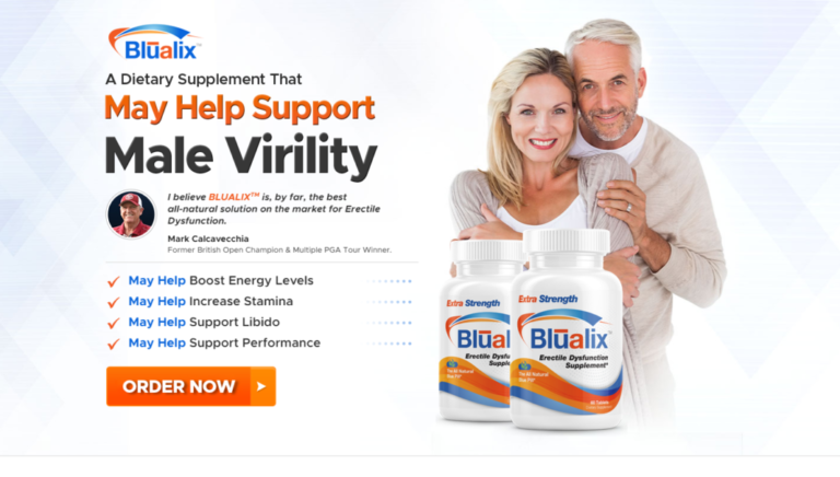 Blualix Reviews: Male Enhancement Pills Does It Work or Not?