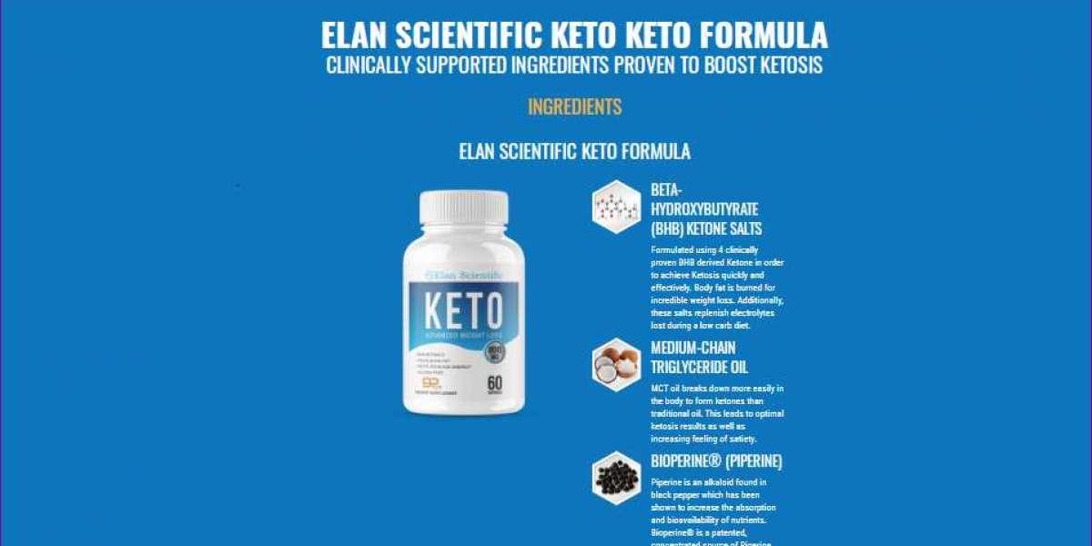 Elan Scientific Keto Side Effects