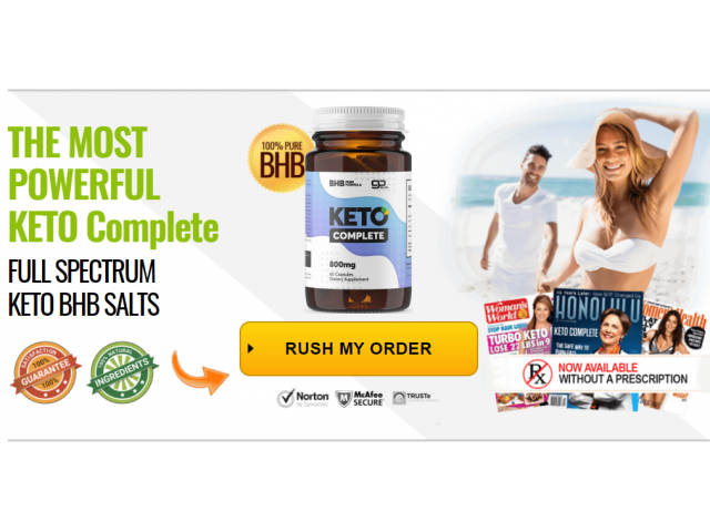 Keto Complete UK: Diet Pills, Reviews, Where To Buy & Price!