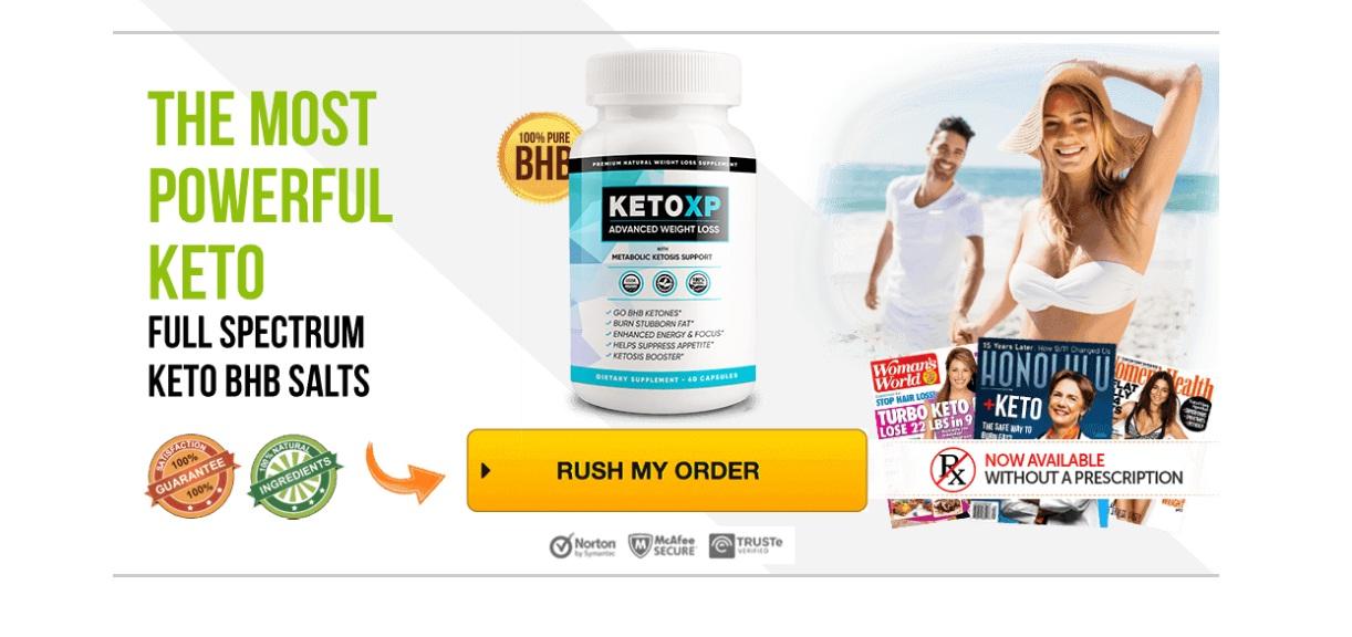 Keto XP pills