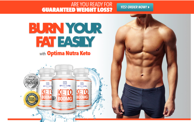 Optima Nutra Keto : Reviews,Side Effects & Ingredients 2021!