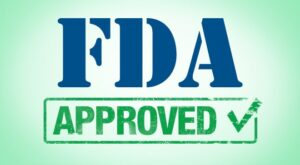 FDA BY APPROVED